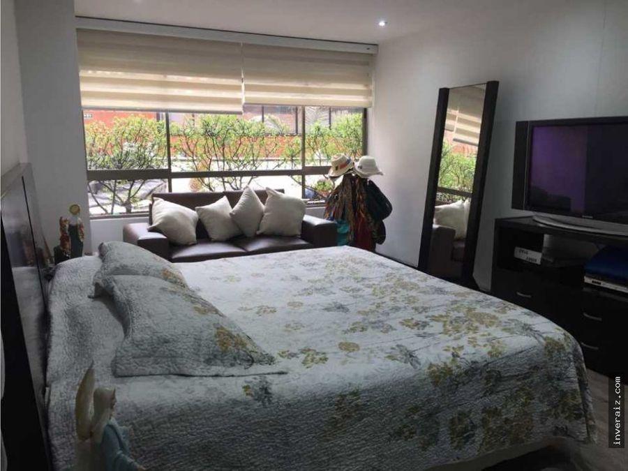 vendo excelente apto en belmiracluab house 4habs terrazas yg