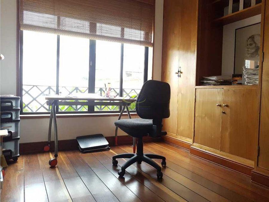 exclusiva casa en venta en el trebol manizales