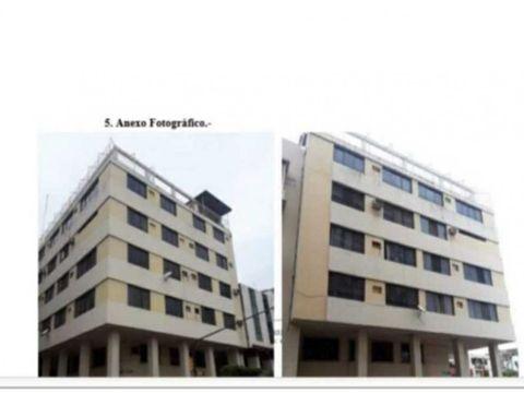 vendo edificio de 7 pisos en el centro de guayaquil