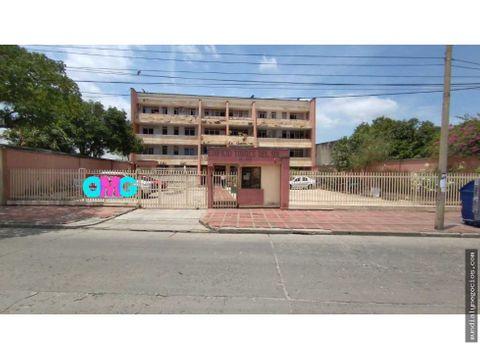 vendo edificio ubicado en av del libertador cerca al poliideportivo