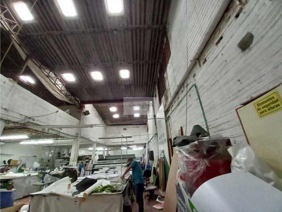 vendo espectacular bodega industrial y comercial en pereira