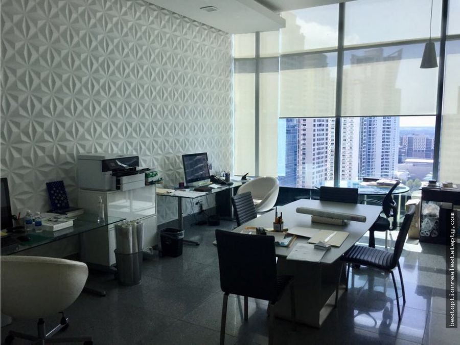 vendo espectacular oficina en costa del este