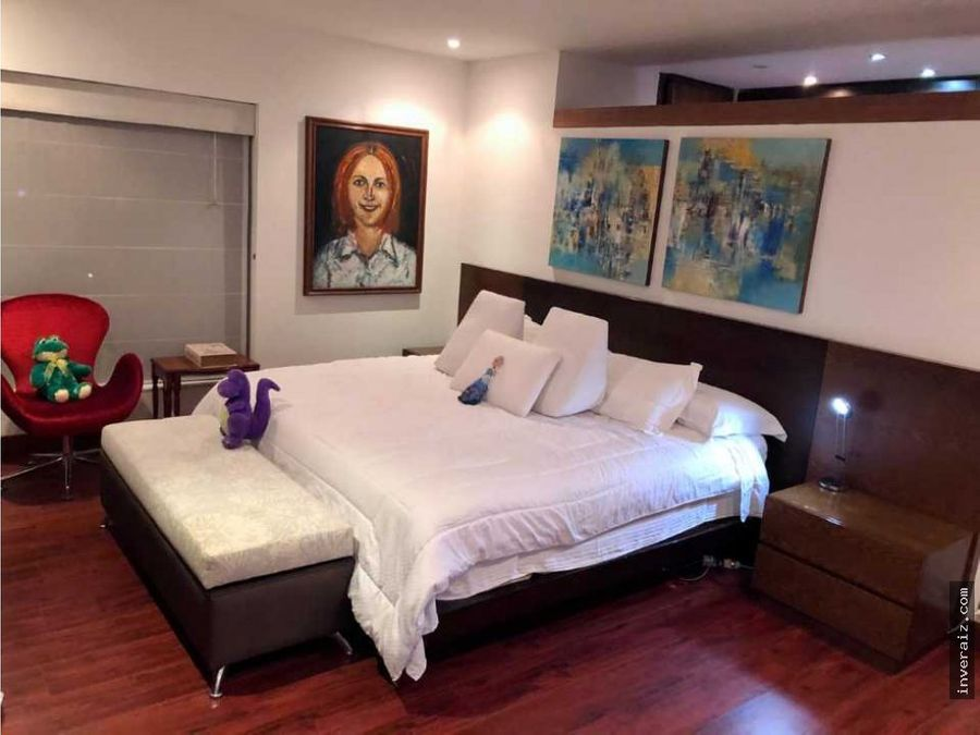 apartamento en montearroyo 318 mtsvista yg