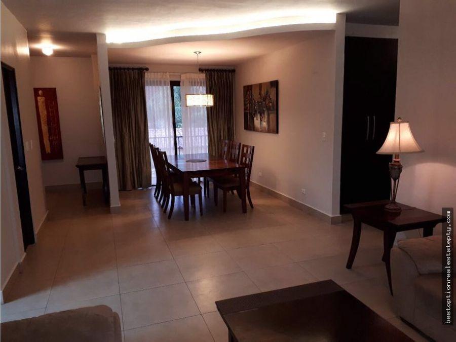vendo hermoso apartamento embassy village
