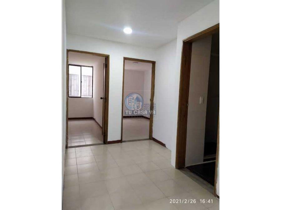 vendo apartamento sector el viajero