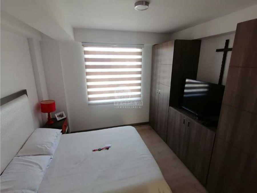 vendo hermoso apartamento en la av sur