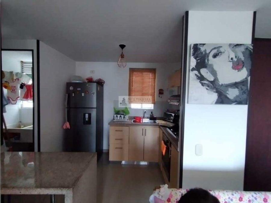 apartamento en venta en conjunto en la hacienda cali