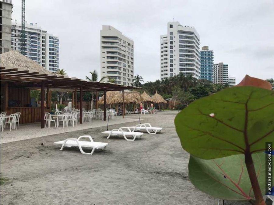 vendo hermoso apartamento playa salguero ap
