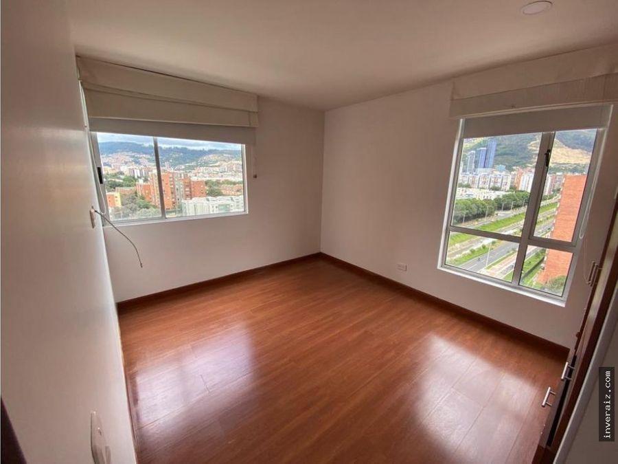 ganga en cedritos vendo apartamento vista panoramica ar