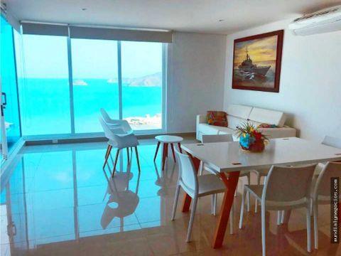 vendo hermoso penthouse con salida al mar vista panoramica 010