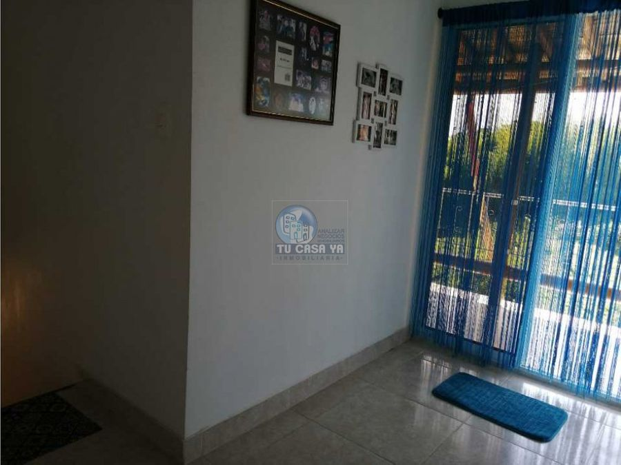 vendo hermosa casa campestre en condominio via alcala
