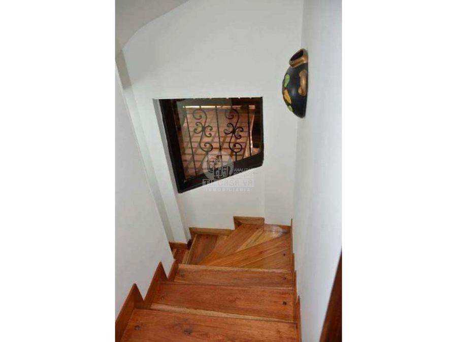 vendo hermosa casa en exclusivo sector de pereira