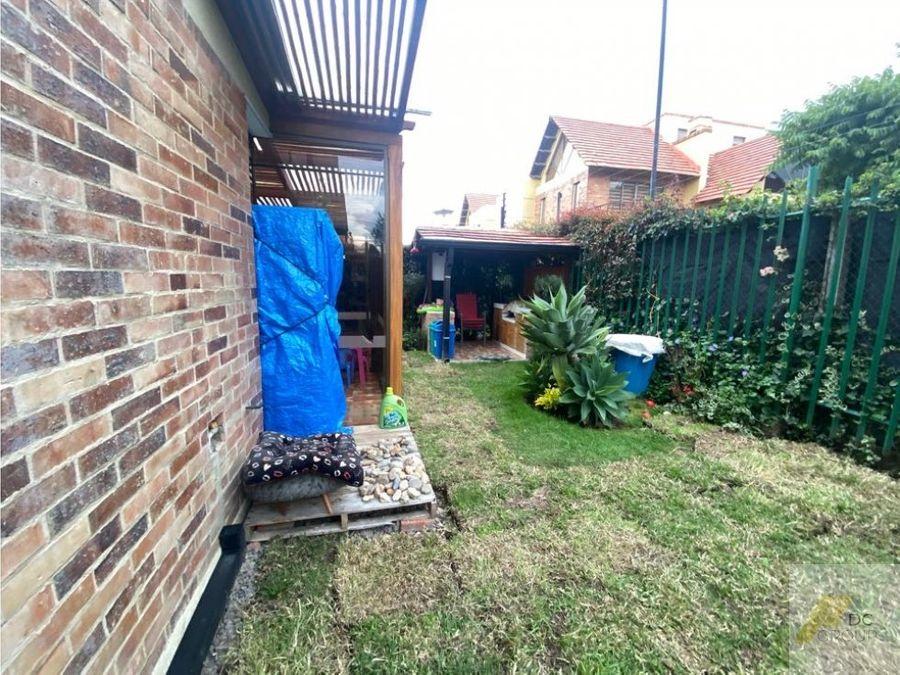 vendo linda casa campestre amplia