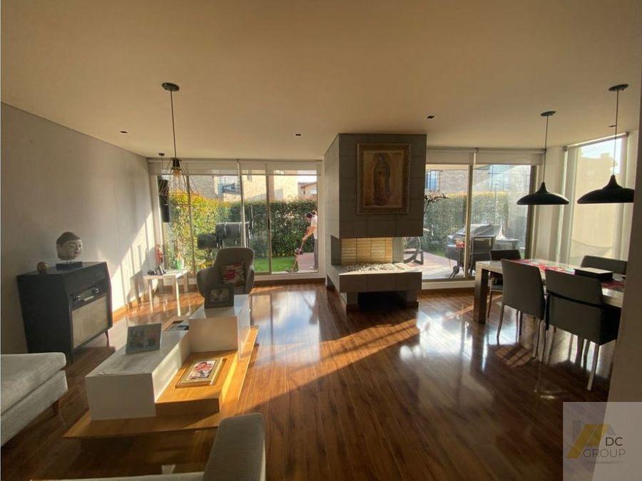 vendo linda casa campestre con lote independiente