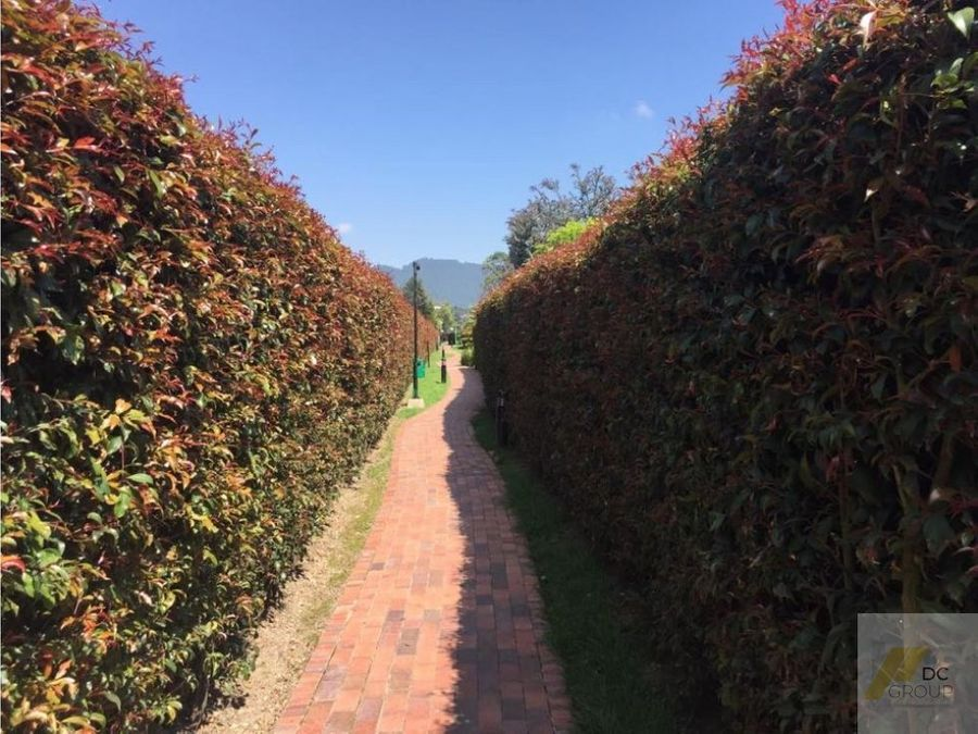 vendo linda casa campestre zona verde privada