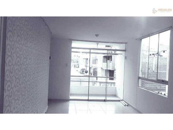 vendo lindo departamento 2do piso urb san isidro