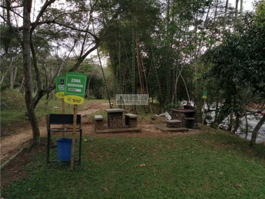 lote en venta en parcelacion campestre en potrerito jamundi lg