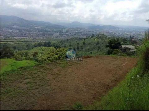 vendo lotes hermosa vista desde 700 1000 mts cerca al hotel tangara