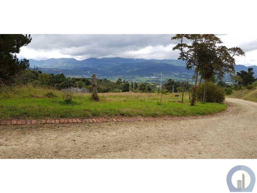 vendo lotes yerbabuena hermosa vista valle