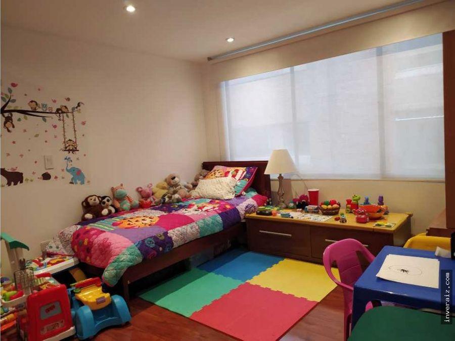 vendo pent house chico navarra 239m2 yg
