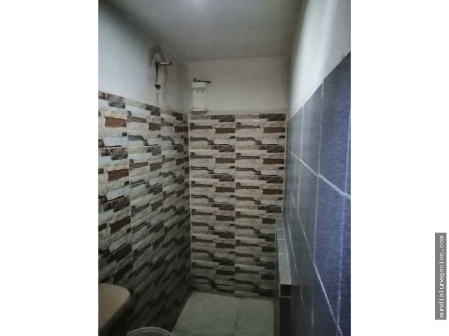 vendo rentable casa bifamiliar sector sociedad portuaria santa marta