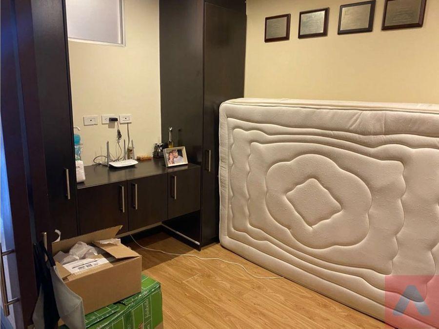 vendo rento apto amoblado y sinsanta barbara 58 m2 1 alcobaestudio