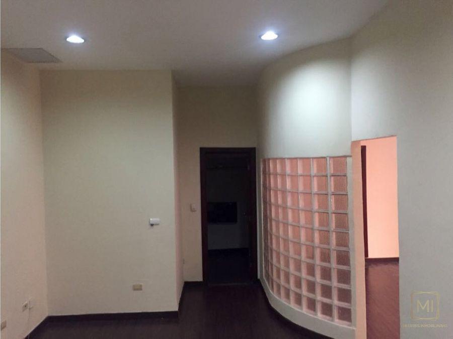 vendo suite en piantini en torre empresarial