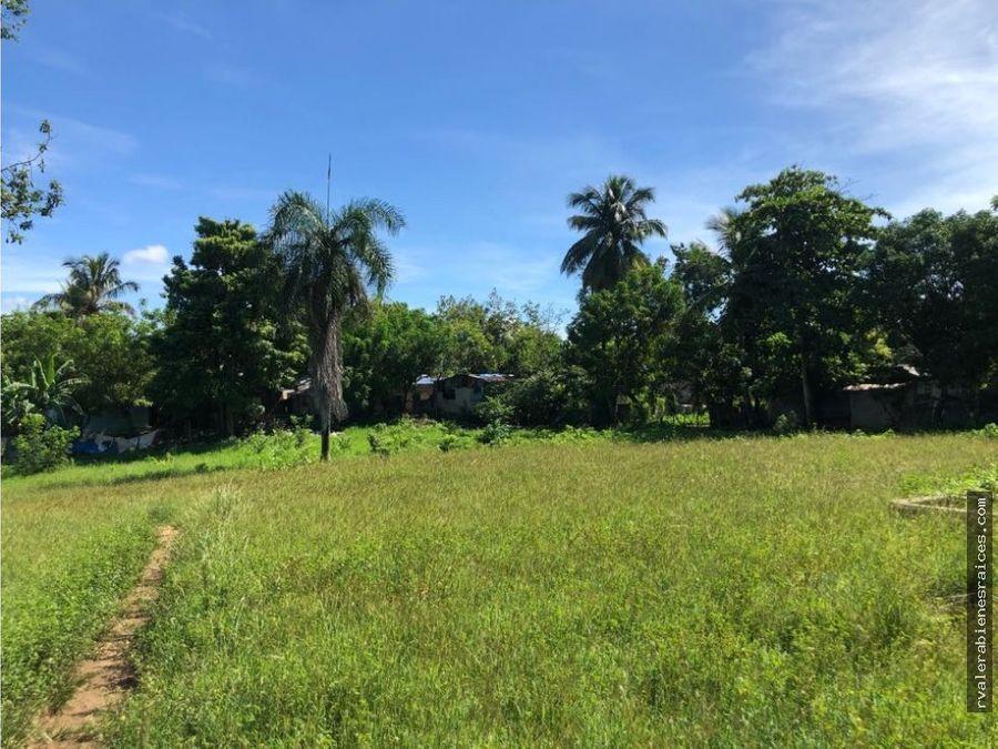 vendo solar en villa mella 4349 m2