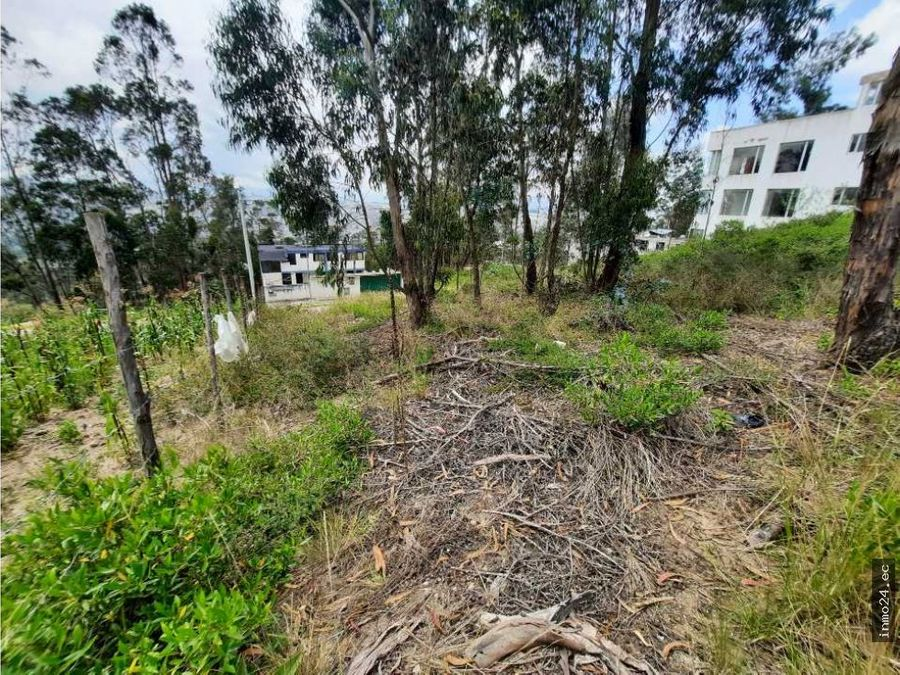 venta terreno residencial sector norte carcelen alto quito