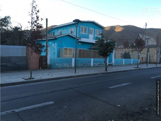 vendo terreno comercial central en illapel
