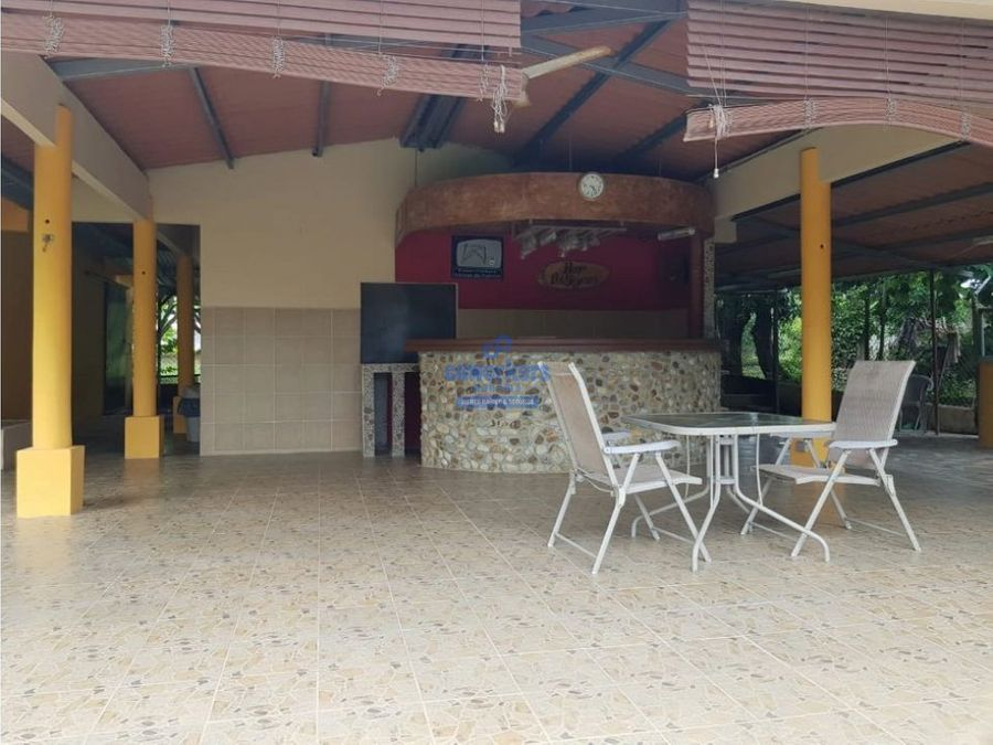vendo terreno con cabanas en guias de occidente