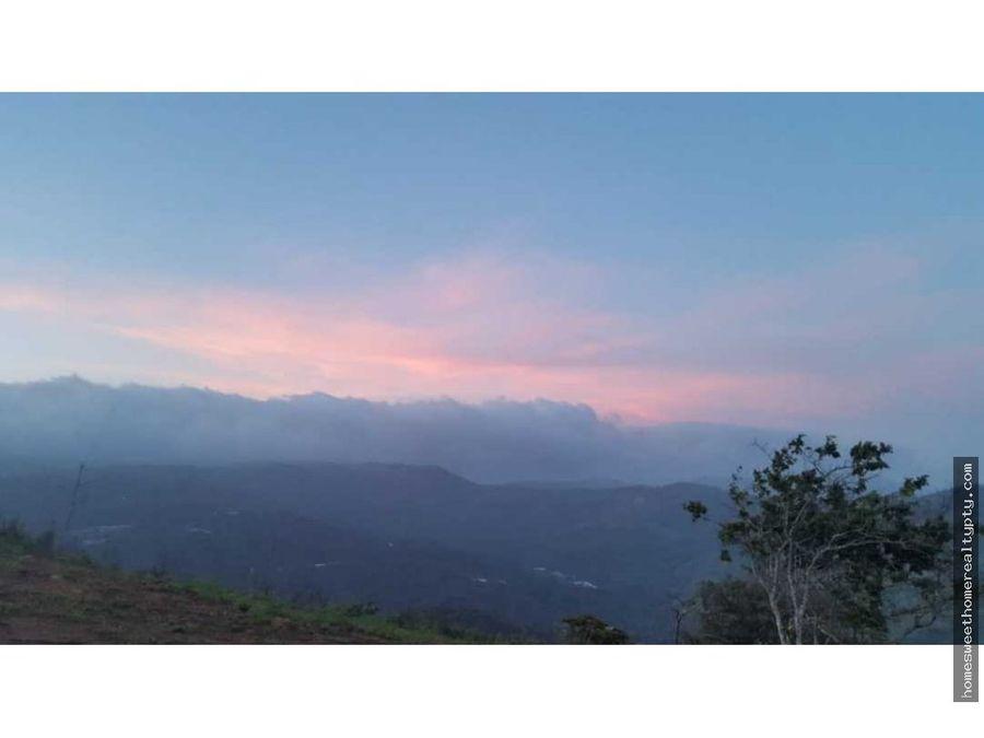 rebajado vendo terreno cerro azul 210ha