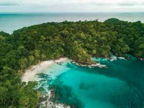 vendo terreno de 35 hectareas en isla cebaco