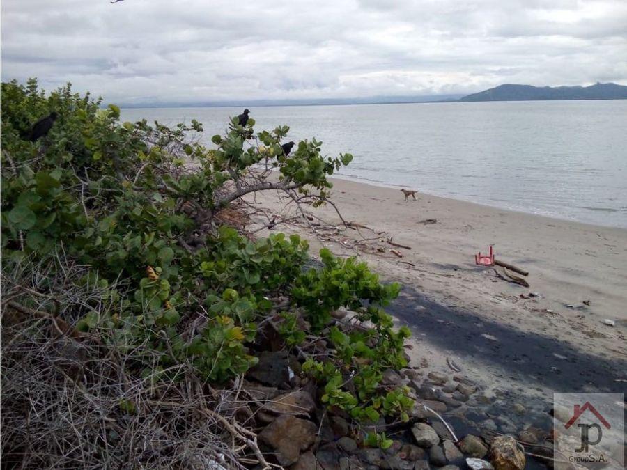 vendo terreno de playa en cocle
