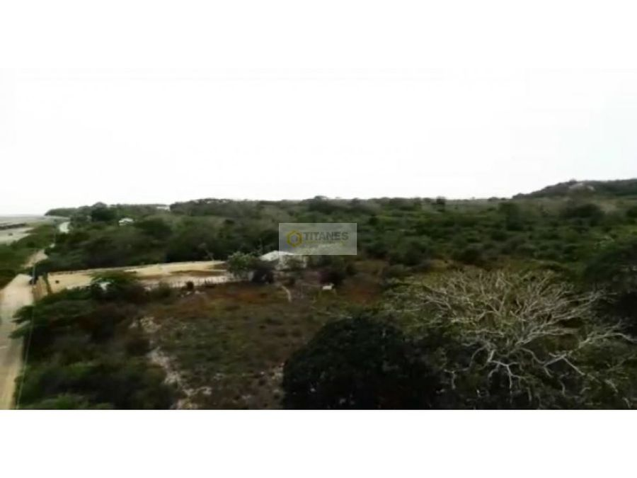 vendo terreno en cartagena 350mil metros cq
