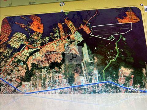 vendo terreno para desarrollo residencial nuevo arraijan