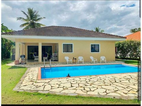 vendo villa en metro country club oportunidad