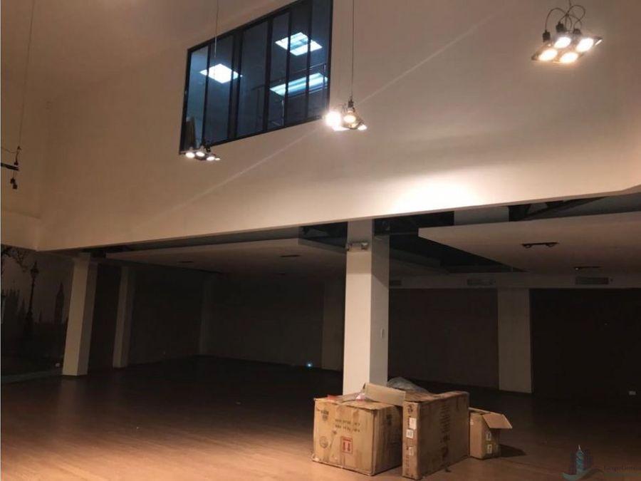 venta o alquiler edificio comercial 3 niveles