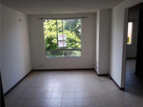 apartamento en venta o arriendo en conjunto en lili cali