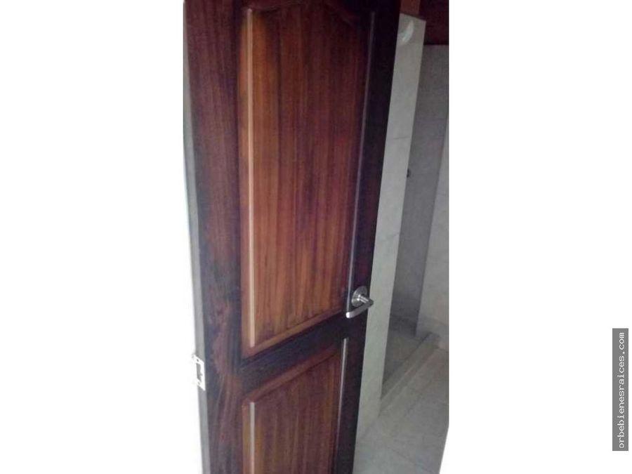 vendo apartamento sector villa del campo ddas