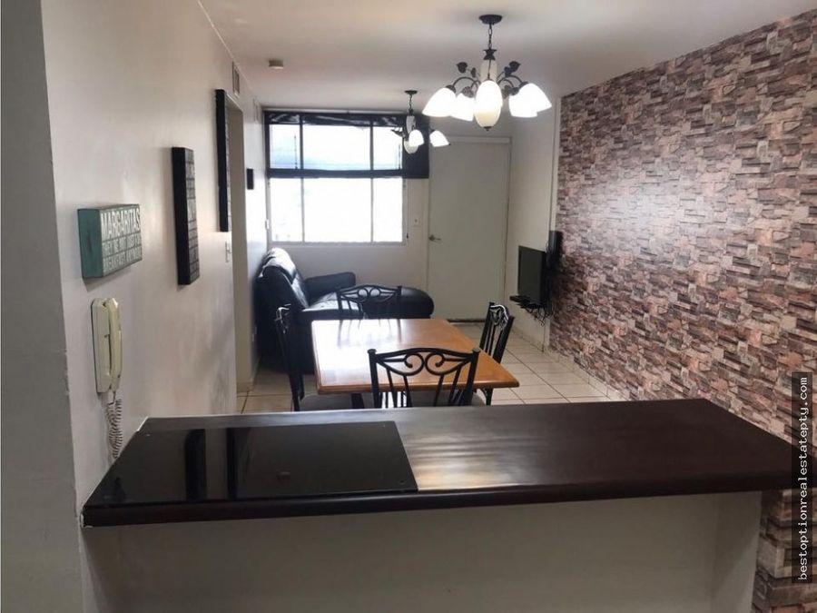 vendo comodo apartamento en ph plaza valencia