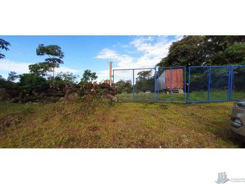 vendo 20 hectares y media de terreno en el frances