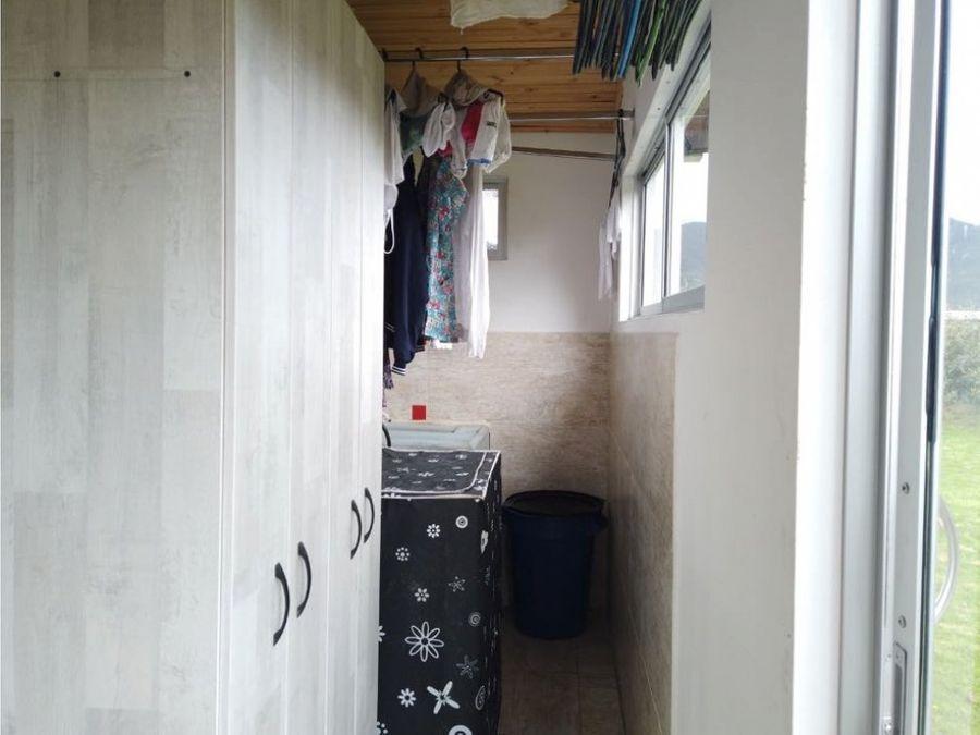 venpermuto casa campestre un piso