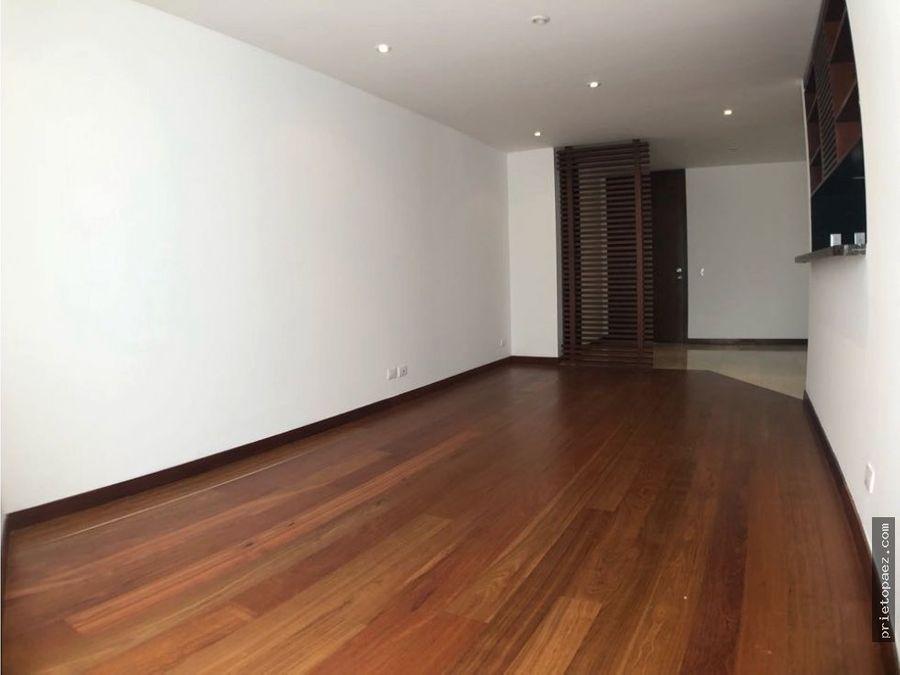 venta o arriendo apartamento en chico navarra