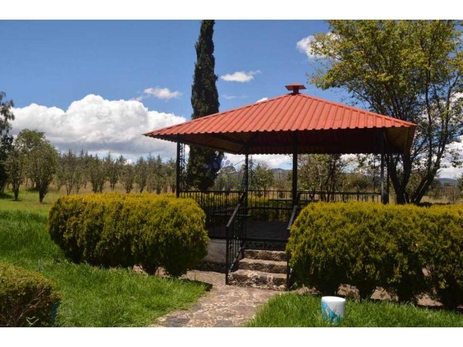 venta o renta rancho con salon de eventos y alberca en calpulalpan