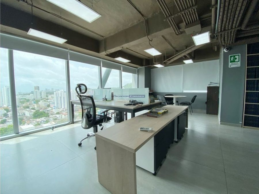 venta oficina en edificio brp tower business en manga en cartagena