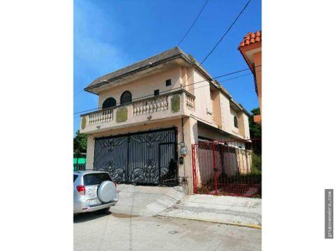 venta amplia casa col hipodromo cd madero con patio