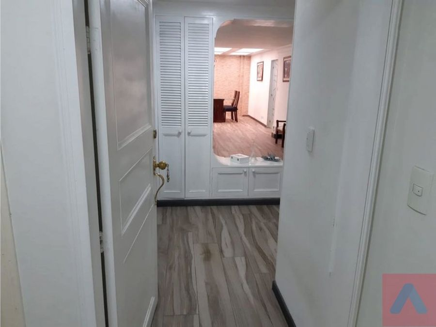 venta apartamento chico navarra 120m2 3 alcobas 2 banos 2 parqueos