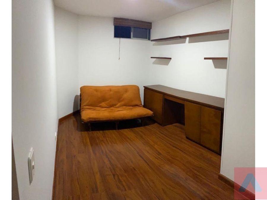venta apartamento chico norte 85m2 3alcobas 2 banos estudio