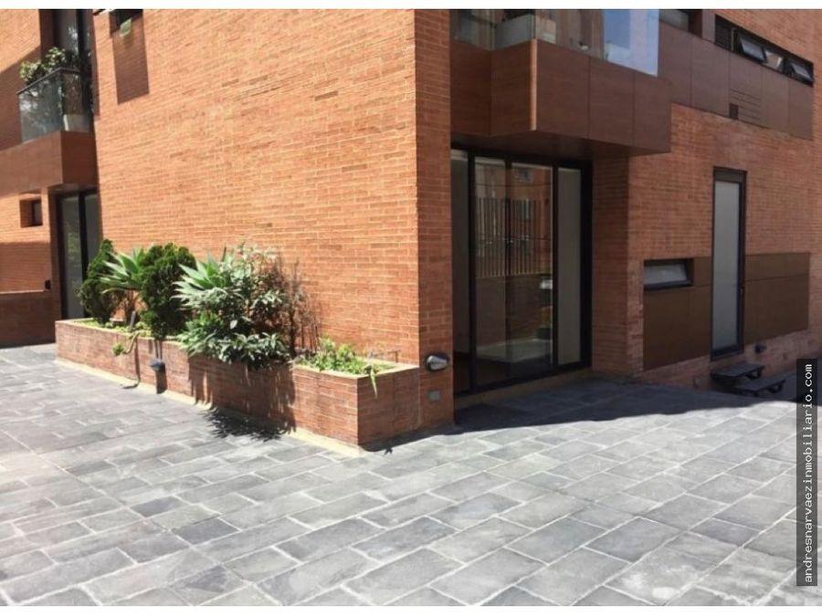 venta apartamento con terraza en el virrey